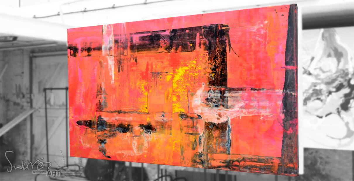 Art inspired by Gerhard Richter