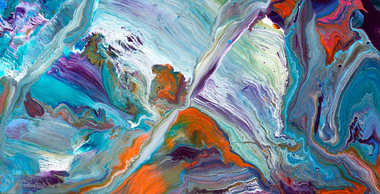 Ocean Symphony painting