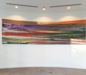 Huge 20ft long art