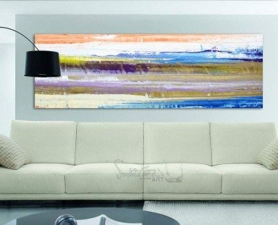 Carte Blanche abstract art by swarez