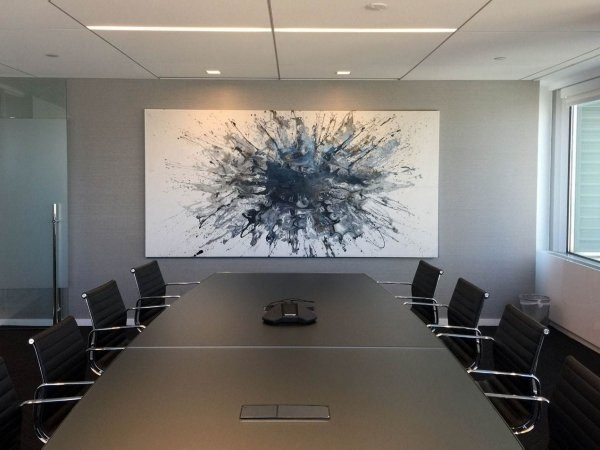 Corporate conference room Central Park
