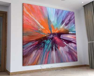 Big-open-plan-space-with-large-square-painting