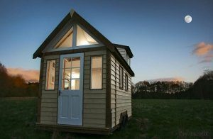 tiny uk house