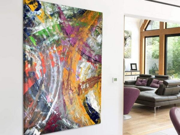 Iridescent-Sweep-large-abstract-by-Swarez-Art
