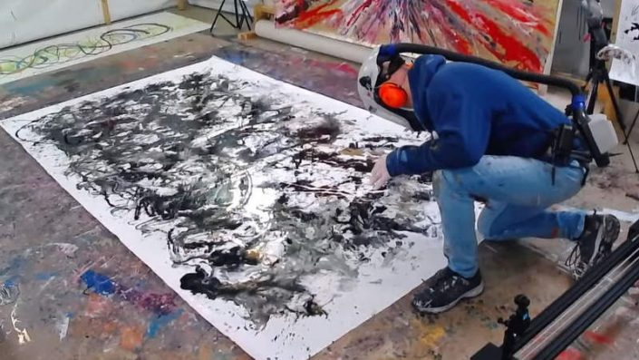 HUGE-BLACK-AND-WHITE-PAINTING